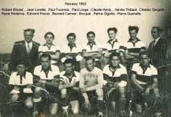 1952 Nomeny Foot